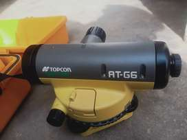 TOPCON AT-G6 - Automatic Level