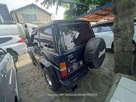 Daihatsu feroza manual tahun 1995