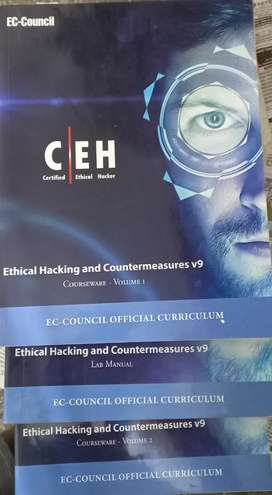 ETHICAL HACKING BOOKS