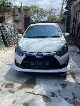 Toyota Agya 1.2 Trd sportivo M\T