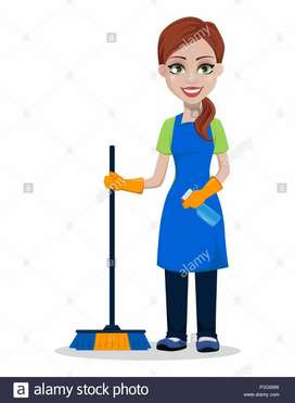 Need Female Maid for 24 hours at bahria town