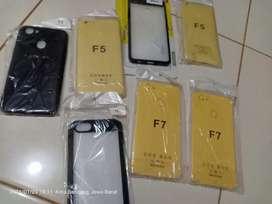 Case bening oppo F5 F7 Ready biar aman