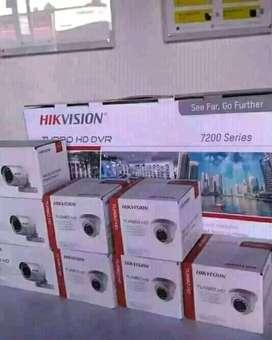 Harga yang sangat terjangkau kamera CCTV gambar jernih kualitas HD