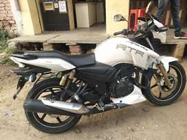 TVS Apache 180 first owner super bike