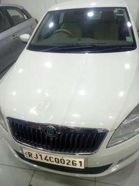 Skoda Rapid 1.5 TDI CR Ambition with Alloy Wheels, 2012, Diesel