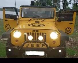 Rubicon modified stylish jeep