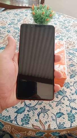 Dijual Xiaomi Redmi note 5 3/32 TAM red