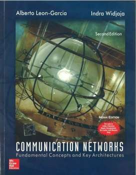 COMMUNICATION NETWORKS-McGraw Hill