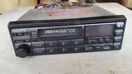 Tape Merek Sony type: XR-7100 Japan asli antik.