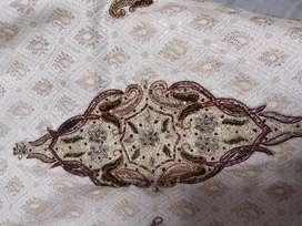 Heavy embroidery sherwani