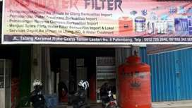 Distributor agen pemasangan depot air minum isi ulang
