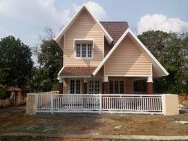 Newly built 3 BHK house for sale near Rajagiri hospital Aluva