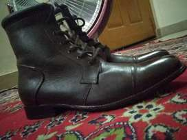 Genuine Leather Long Boots!