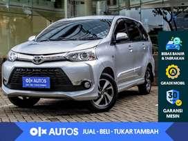 [OLX Autos]  Toyota Avanza 1.5 Veloz A/T 2018 Silver