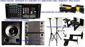 paket sound system untuk sekolah