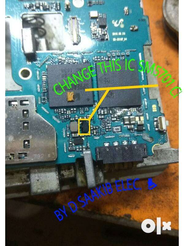 NEED A EXPERIENCE MOBILE REPAIRING STAFF  must have knowledge in oca, 0