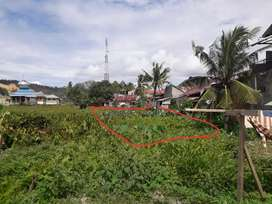 Tanah kapling di area kota