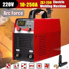 Electric Welding Machine Dc inverter welding plant 250A