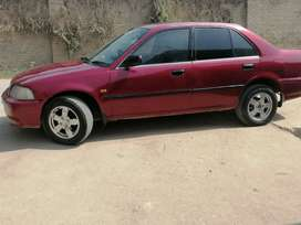 Honda city Exi 1998