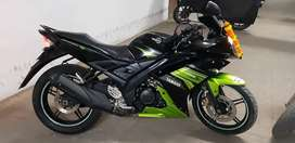 R15 s black green sell