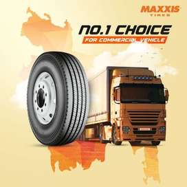 Truck or van ky lea import ky tyres avaliable hain