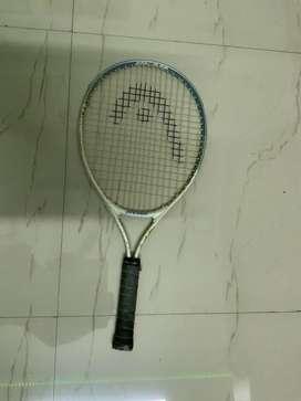 Lawn tenis racket for juniors