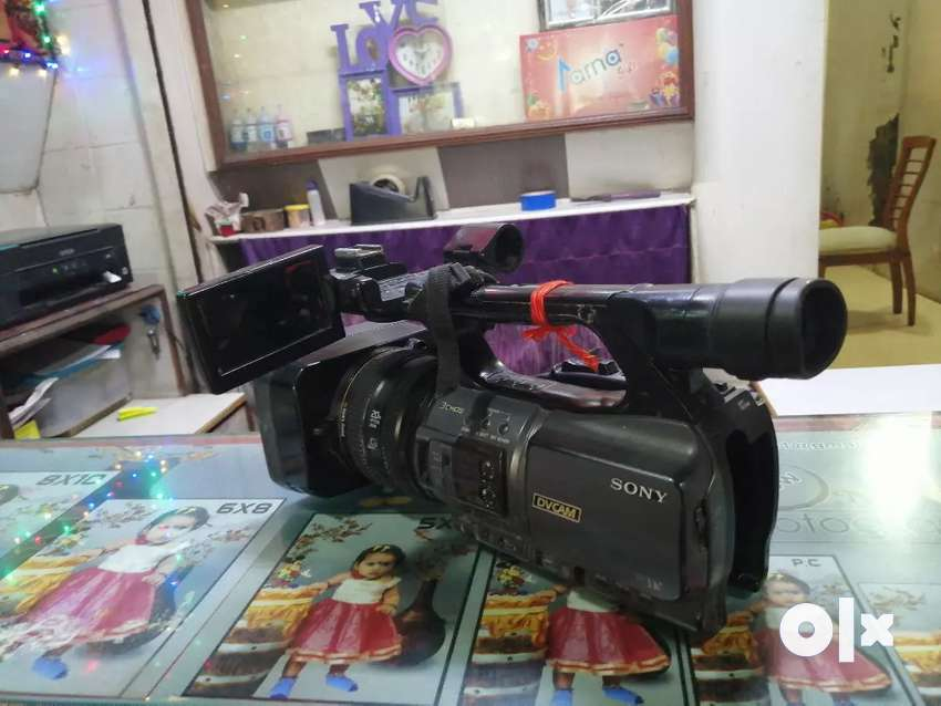 Sony DVCAM vedio camera 0