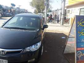 Honda civic Rebon  original black colour