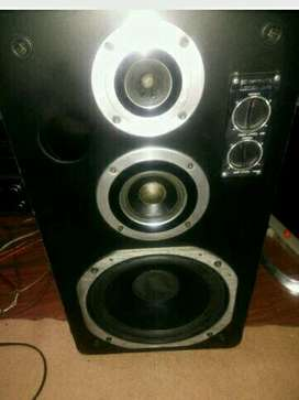 speaker high end sharrp optonica cp-7100