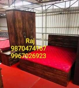 Poore India mein sabse sasta Bedroom Set