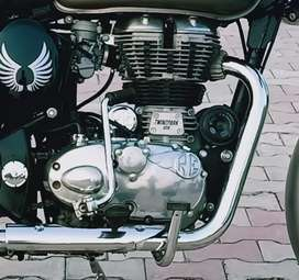 Royal Enfield bullet new bend pipe for sale