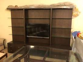 Luxury Home Decor Cabinet with TV Console