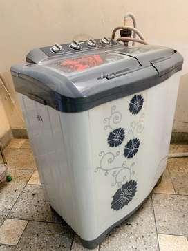 Panasonic 8 kg Semi-Automatic Top Loading Washing Machine
