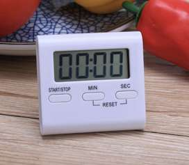 [Clock Stopwatch] kitchen timer Digital Alarm Dapur Masak