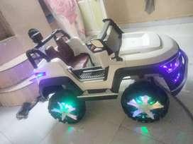Kids jeep and bike urgent sell 13000