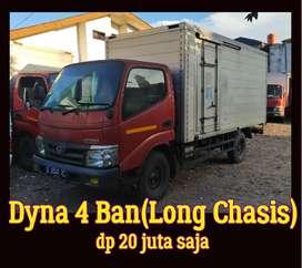 (4 Roda) Toyota Dyna 110 ST