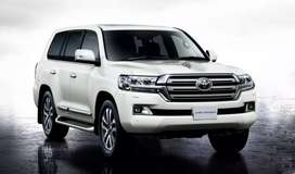 Toyota Land Cruiser ZX 2015 Now Available on only 20% advance