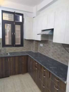 3bhk flat in new colony