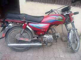Road prince very good condition