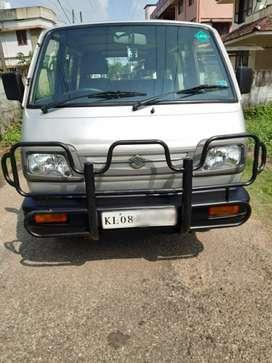 Maruti Suzuki Omni 5 STR BS-III, 2011, Petrol