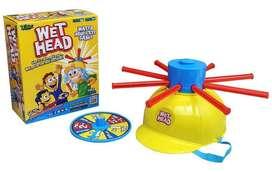 Wet Head Mainan