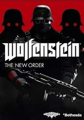 Assassin's creed Syndicate and Wolfenstine First order
