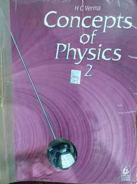 Concept of Physics Part 2 by HC Verma