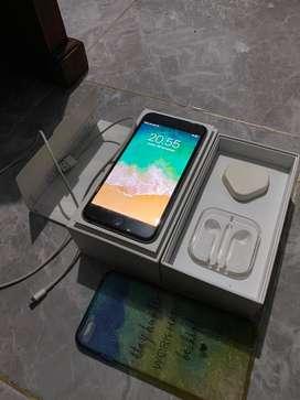 Iphone 6 plus grey mulus