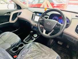 Hyundai Creta 1.6 SX Plus Auto, 2017, Petrol