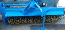 Tractor towed Road Cleaner/Broomer