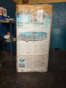 Swimming pool it is new package