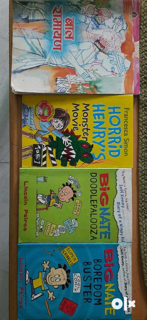 Horrid Henry big nate book