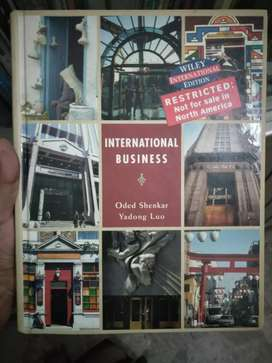 international Business (Wiley International Edition)