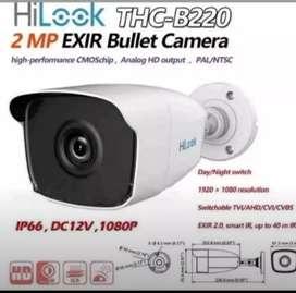 Paket camera CCTV 4ch 2 megapixel